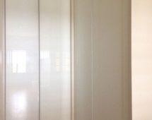 Hệ khung G11 sơn tĩnh điện màu trắng Bề mặt phun sơn màu trắng sữa láng bóng