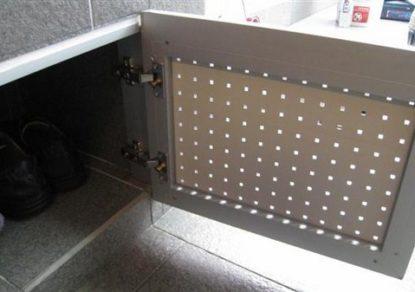 Với hình dạng và cấu tạo giống như tổ của ong giúp cho lưu thông khí hơi giữa bên ngoài và bên trong tủ hay kho. Cảm giác khi mở tủ ra không có mùi và rất tiện nghi cho nhà bếp, tủ đựng giày dép… Công ty cổ phần 3G door Panel Việt Nam- […]